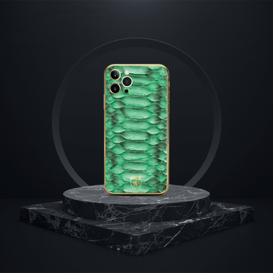 iPhone - Leather Phyton Series