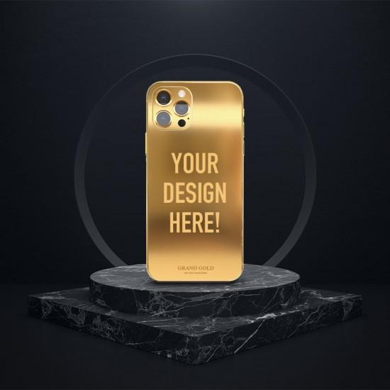 iPhone – Gold Kişiye Özel Ismarlama