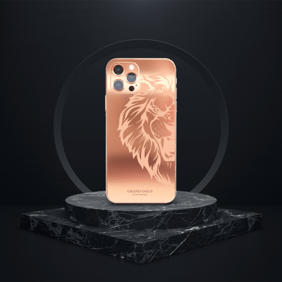iPhone - Limited Lion Edition 2