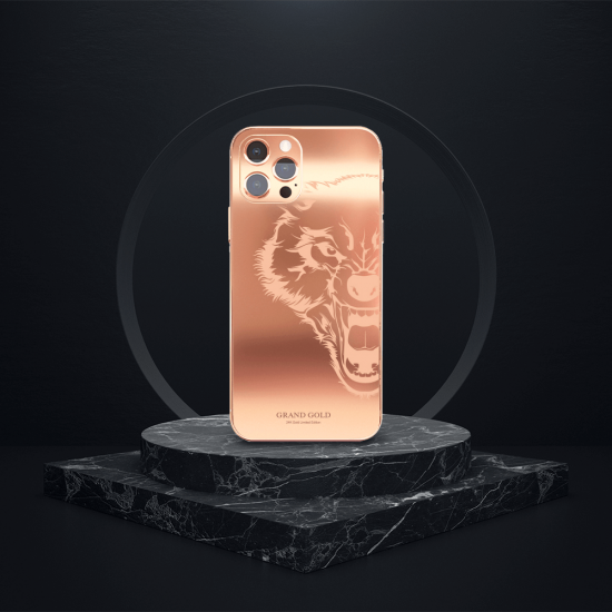 iPhone - Limited Wolf Edition